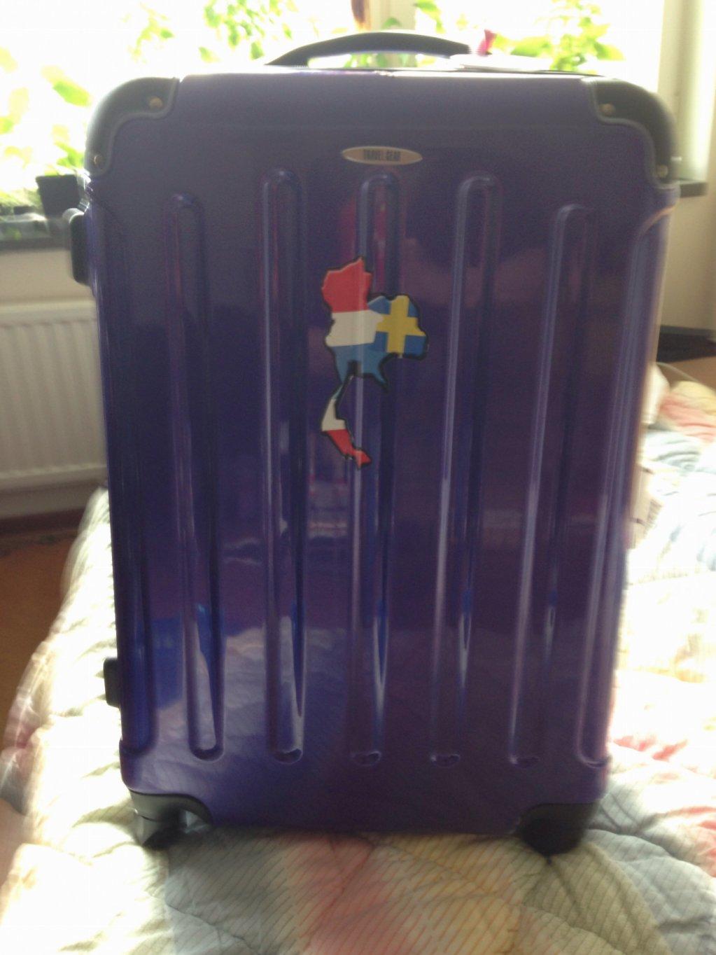 bästa resväskan