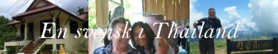 En svensk i Thailand